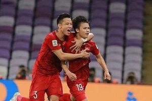 'Song Hải' của ĐT Việt Nam vào danh sách tiêu biểu vòng bảng Asian Cup