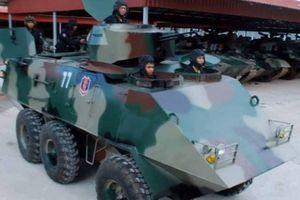 Báo Trung Quốc bình luận xe thiết giáp 'Hai lúa Việt Nam' chế tạo cho Campuchia