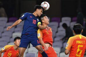 Thái Lan bị loại, tuyển Việt Nam đại diện Đông Nam Á vào tứ kết Asian Cup