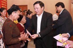 Bí thư Trung ương Đảng Nguyễn Xuân Thắng chúc Tết tại Nghệ An