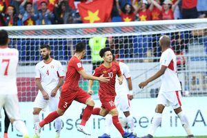 Asian Cup 2019: Jordan - Việt Nam 1-1 (penalty 2-4): Chiến thắng tuyệt vời!