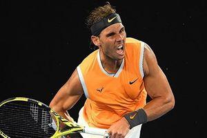 Giằng co phút cuối, Nadal hạ Berdych 3-0 ở vòng 4 Australia Open