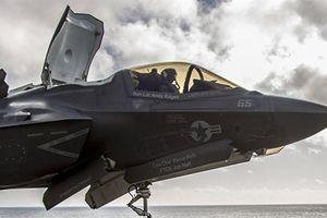 F-35 thành hệ thống phòng thủ tên lửa: Mỹ toan tính gì?