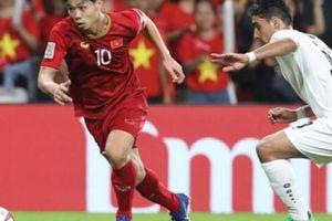 Soi kèo, tỷ lệ cược trận Việt Nam vs Jordan: Mong chờ tin vui