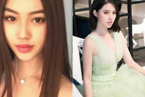 Jolie Nguyễn khoe ảnh 12 tuổi đã đẹp hơn người