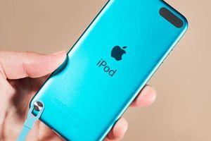 Apple đang phát triển iPod Touch thế hệ thứ 7, thỏa lòng iFan