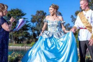 Một đám cưới như mơ với các nhân vật đều bước ra từ cổ tích