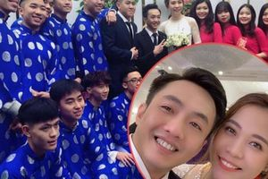Cường Đô La bí mật lái xe về Lạng Sơn để hỏi cưới Đàm Thu Trang