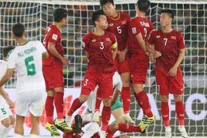 Đội hình ra sân Việt Nam - Jordan: Duy Mạnh trở lại, Công Phượng đá chính