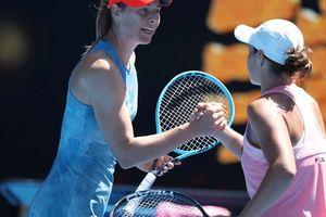 Giải Úc mở rộng 2019: Sharapova và bồ cũ bất ngờ bị loại