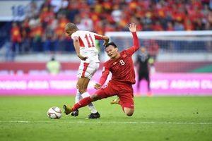 Cầu thủ Việt Nam nào được đánh giá cao nhất trận thắng Jordan?
