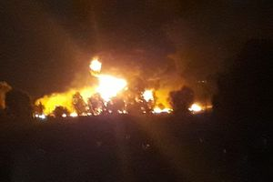 Hiện trường kinh hoàng vụ nổ ống nhiên liệu làm ít nhất 142 người thương vong tại Mexico