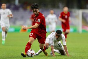'Cái duyên' thắng các đội bóng Tây Á của Huấn luyện viên Park Hang -seo