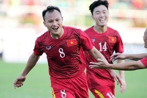 Trọng Hoàng - Biểu tượng của một đội tuyển Việt Nam bất khuất