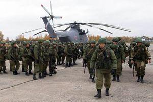 Nga xây dựng Lực lượng đổ bộ đường không thành quân chủng toàn cầu
