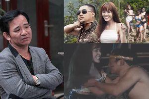 Quang Tèo phát ngôn 'sốc' khi hài Tết bị chỉ trích cảnh nóng, bạo lực