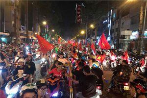 CSGT sẽ 'xử' nặng hành vi gây rối sau trận Việt Nam – Jordar