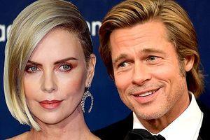 Brad Pitt hẹn hò với Charlize Theron sau 2 năm ly hôn Angelina Jolie