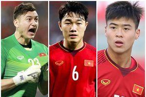 Đội hình Việt Nam đối đầu Jordan: Thầy Park định đoạt ra sao với Văn Lâm, Xuân Trường, Duy Mạnh?