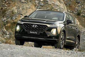 Có nên mua Hyundai SantaFe 2019 phiên bản cao cấp Premium giá 1,185 tỷ đồng?