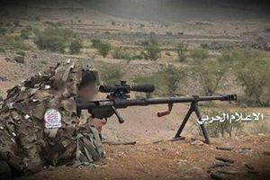 Video lính bắn tải Yemen hạ gục 14 binh sĩ Saudi Arabia