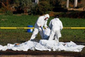 Ít nhất 73 người thiệt mạng trong vụ nổ đường ống dẫn xăng Mexico