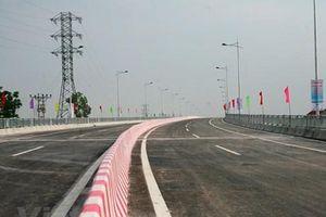 Thông xe cầu Hưng Hà nối tỉnh Hà Nam-Hưng Yên vào cuối tháng Một