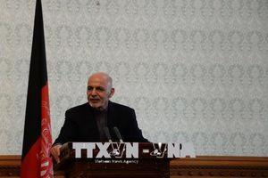 Đương kim Tổng thống Afghanistan tái tranh cử tổng thống