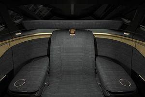 Tận mục xe hơi có thiết kế ghế ngồi 'dị' nhất thế giới