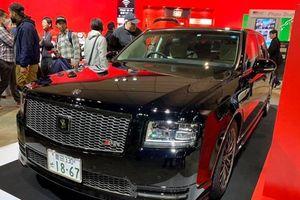 Toyota Century - Hàng 'độc' mệnh danh Rolls-Royce Nhật Bản