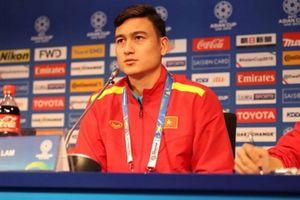 Văn Lâm: Tôi đã rút ra nhiều bài học sau 3 trận đầu tiên