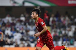 Quang Hải dẫn đầu bình chọn 'Cầu thủ hay nhất vòng bảng' Asian Cup 2019