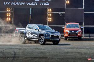 Có gì hấp dẫn trong buổi 'Trải nghiệm Mitsubishi Triton 2019'?