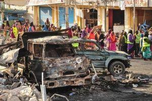 Mỹ không kích, tiêu diệt 52 phiến quân Hồi giáo ở Somalia