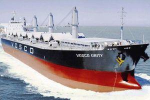 Vinalines sẽ thoái vốn ở 'anh cả đỏ' vận tải biển Vosco
