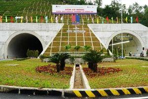 Ngày mai, khánh thành hầm Cù Mông, miễn phí cho phương tiện trong dịp Tết