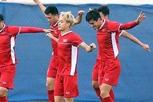 Trực tiếp ĐT Việt Nam 1-1 Jordan (4-2 pen): Quá tuyệt vời những 'chiến binh' sao vàng