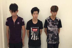 Bắt băng trộm thực hiện 2 vụ trộm liên tiếp trong 1 đêm ở Sài Gòn