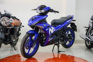 Yamaha Jupiter MX King 2019 về Việt Nam, giá ngang ngửa Exciter 'nội'