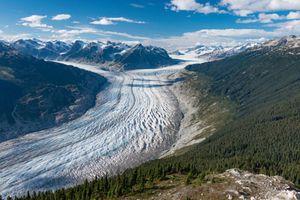 Sông băng Bắc Mỹ tan chảy nhanh hơn nhiều so với 10 năm trước