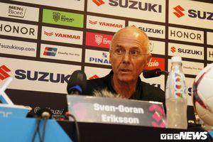 HLV Sven Goran Eriksson chia tay ĐT Philippines sau Asian Cup 2019