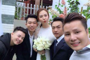 Lộ ảnh đám hỏi bí mật, Cường Đô La - Đàm Thu Trang chính thức về chung một nhà?
