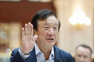 Nhà sáng lập Nhậm Chính Phi tiết lộ về người kế vị 'đế chế' Huawei