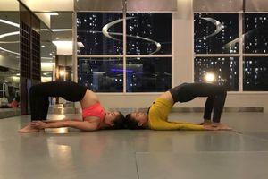 Yoga: cải thiện lưu thông máu với 'tư thế cây cầu'