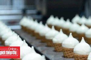 KIDO giảm lãi khi mảng kem, sữa chua bị cạnh tranh mạnh