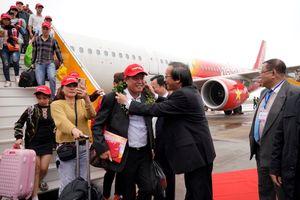 Vietjet khai thác đường bay TP.HCM – Vân Đồn phục vụ cao điểm Tết