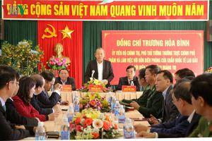 PTT Trương Hòa Bình: Tình hình buôn lậu vẫn không ngừng gia tăng