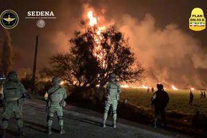 Vụ nổ 'kinh hoàng' Mexico – Thảm kịch của nạn trộm nhiên liệu