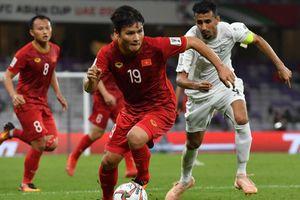Cầu thủ xuất sắc nhất vòng bảng Asian Cup: Quang Hải tạm đứng đầu