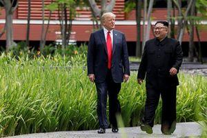 Tổng thống Donald Trump mong chờ cuộc gặp lần 2 với Kim Jong-Un
